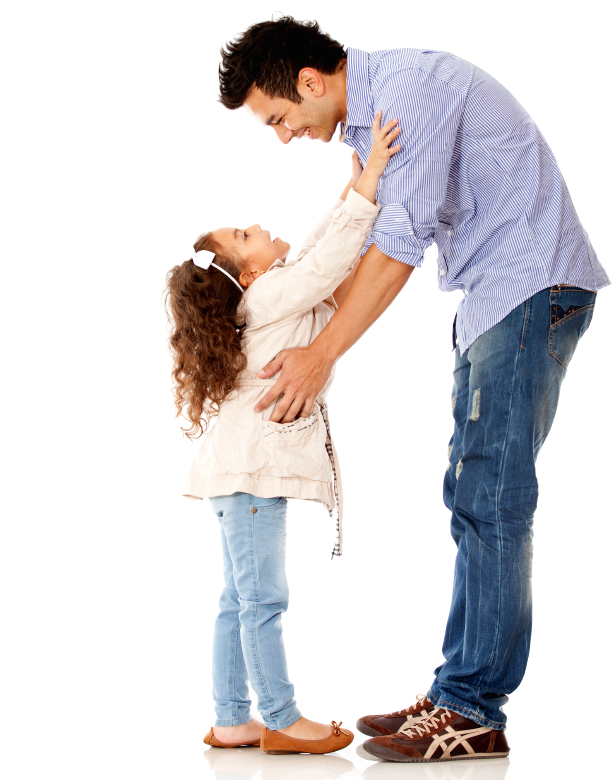 5 Things A Father Can Do to Increase His Daughter's Self-Worth