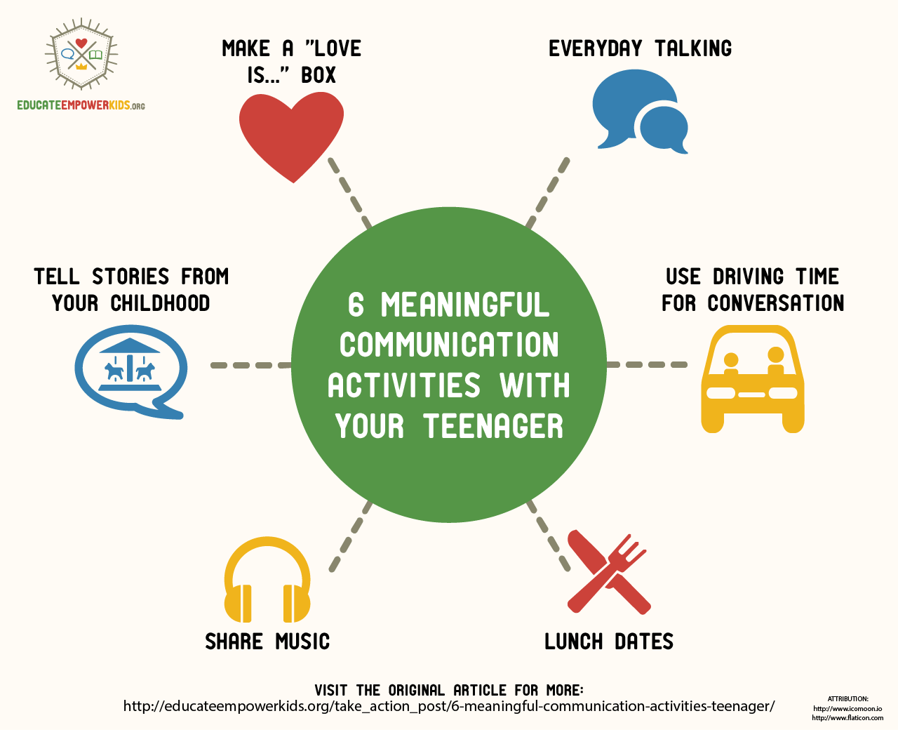 6 Great Activities to Help You Communicate With Your Teenager