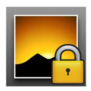 gallery lock app logo