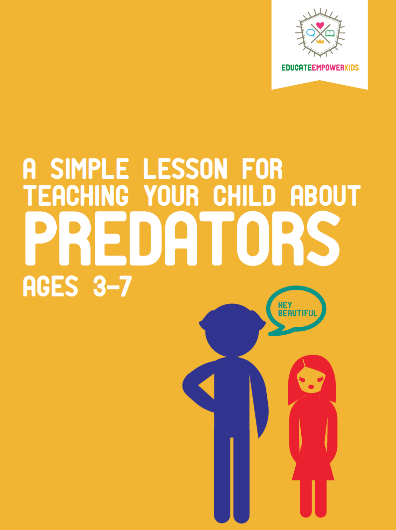 A Lesson for Teaching Your Children About Predators
