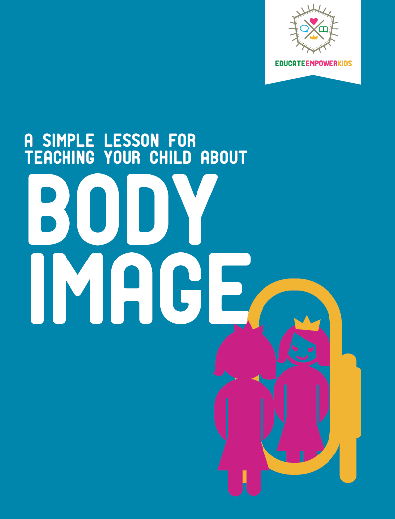 A Lesson About Healthy Body Image