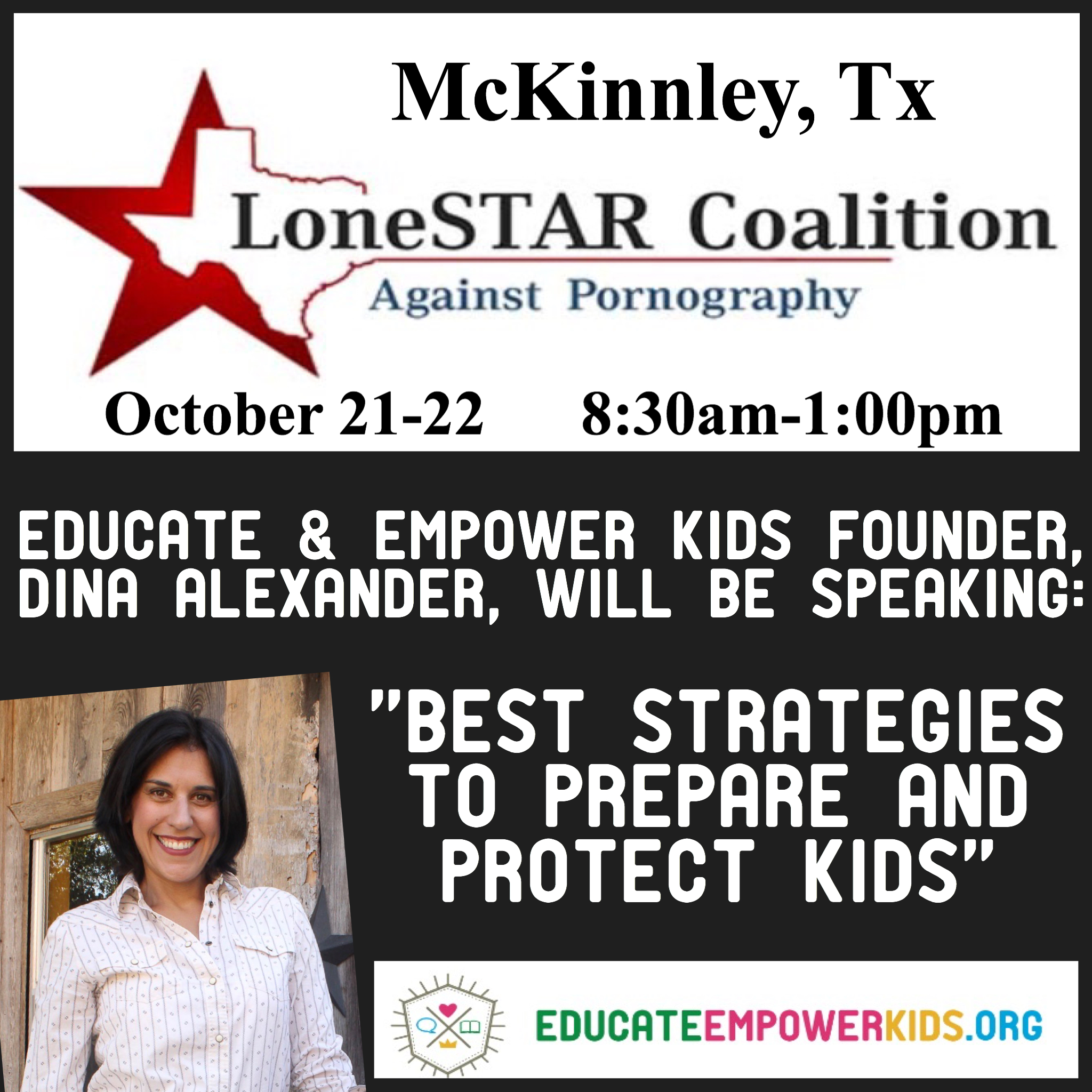 Dallas Conference to Help Parents Prepare and Protect Kids