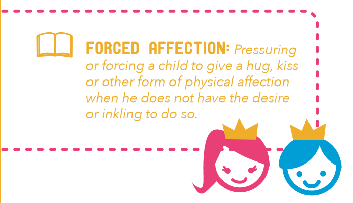 forced-affection