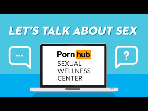 "Pornhub Launches ""Sex Ed"" Site"