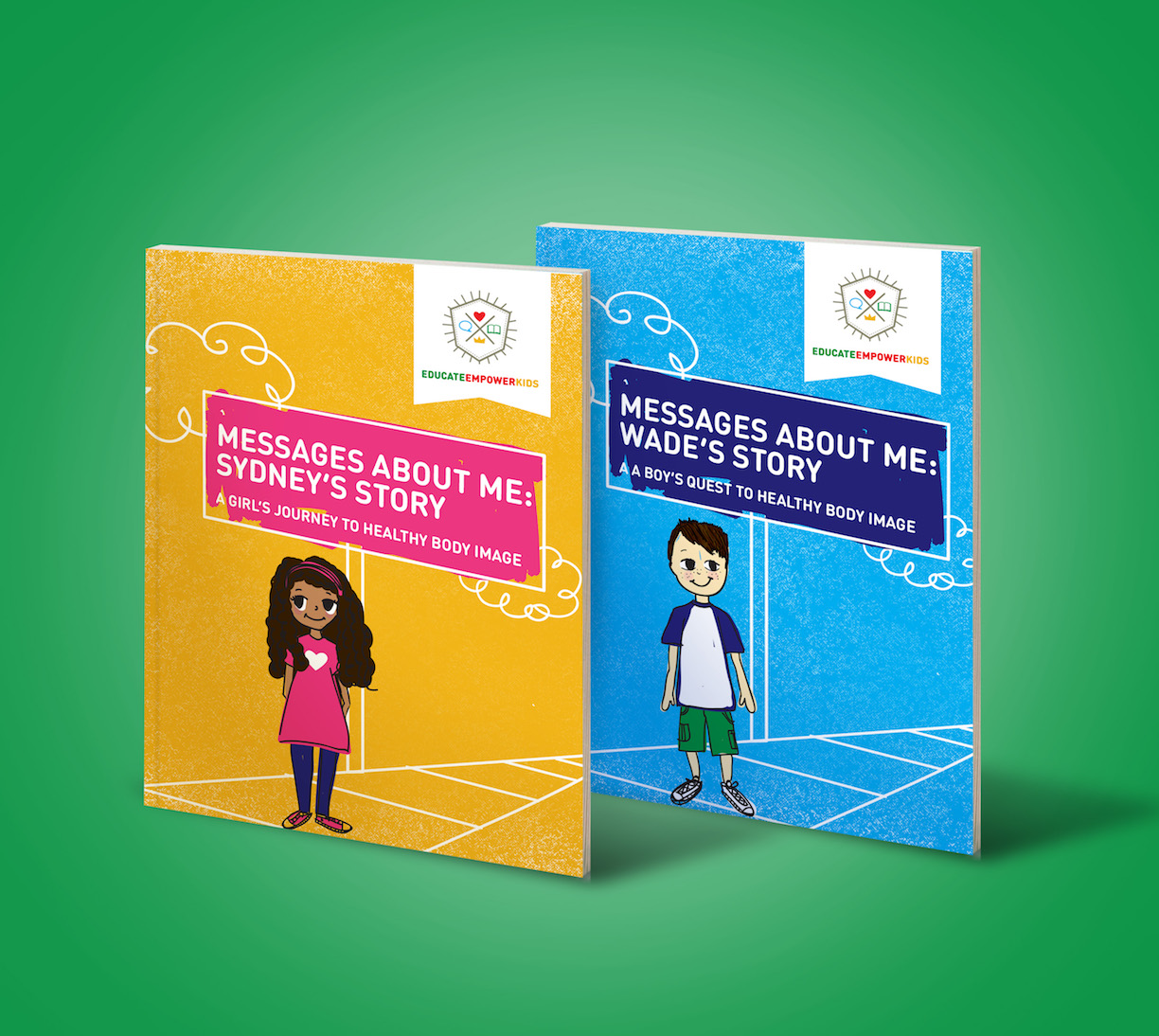 Messages About Me: New Children's Books on Healthy Body Image from Educate & Empower Kids