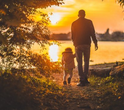 Alright Dads, No More Sitting On The Side Lines:  GET IN THE GAME