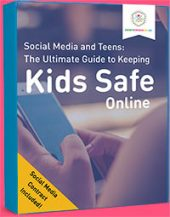 Social Media and Teens: The Ultimate Guide to Keeping Kids Safe Online